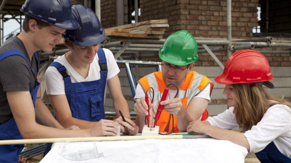 Apprentice numbers have fallen across Australia in the past decade. Photo: Getty