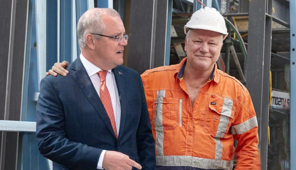 The hiring of Scott Cam was one of the more egregious moves of last year, but according to Michaelia Cash, we can't ask questions about it.