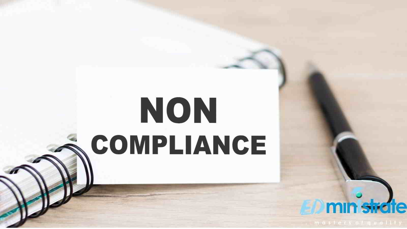 Common non-compliances found in TAS's and how to rectify them