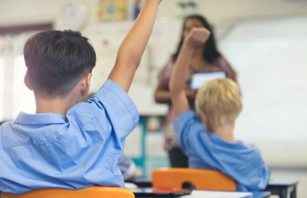 Who's top of the class in the listed education sector?