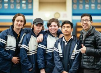 High-Tech Head Start For Secondary Students
